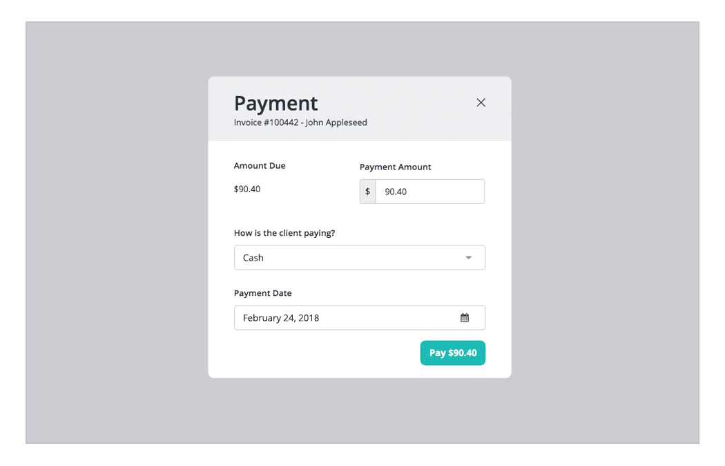 software for billing, payments, and eclaims