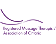 registered massage therapists association of ontario logo